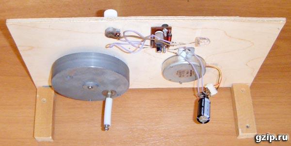 Ветрогенератор из шагового двигателя своими руками 48