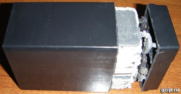 Свинцовый герметичный аккумулятор