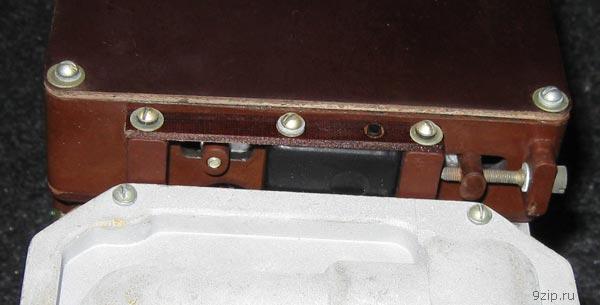 Рентгенометр дозиметр ДП Виртуальный музей старых радиодеталей  Контрольный источник в ДП 2
