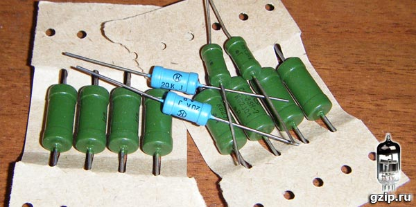 Резисторы С2-33Н
