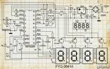 Схема счётчика витков
